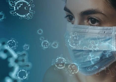 Illustrasjonsbilde av koronaviruset 2020